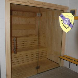 Sauna filandesa
