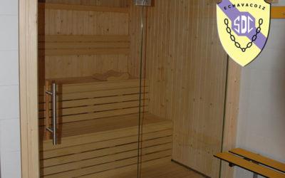 Apertura Sauna Finlandesa