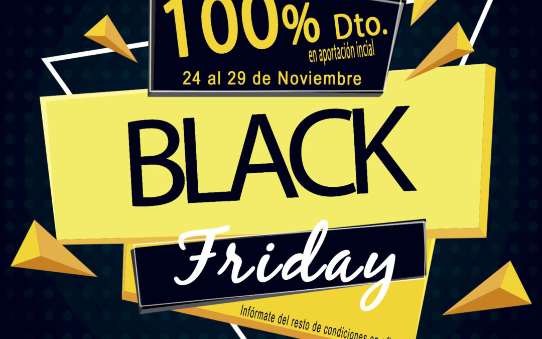 Black Friday en S.D.Echavacoiz